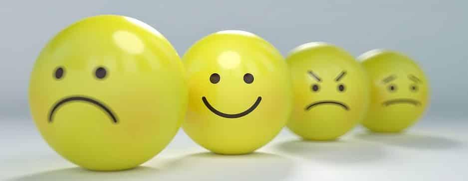 positive thinking smile