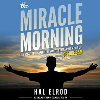The Miracle Morning cover