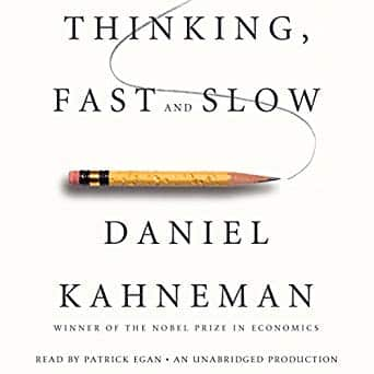 thinking fast and slow review cover
